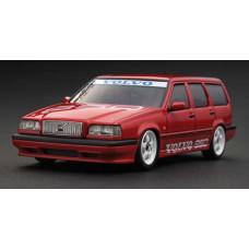 Volvo 850 BTCC Prototype rood HPI Racing 1:43